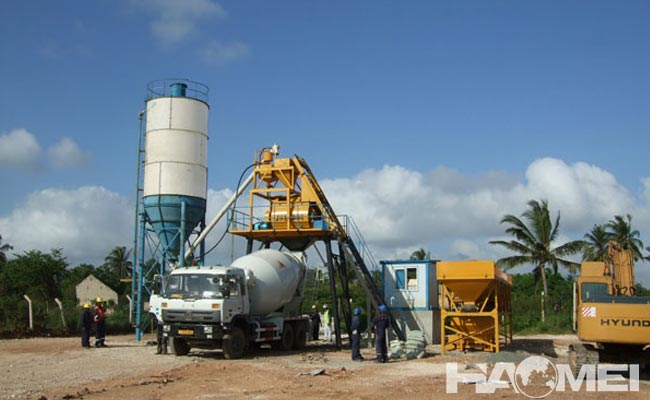 Buy Concrete Batching Plant Check List Haomei