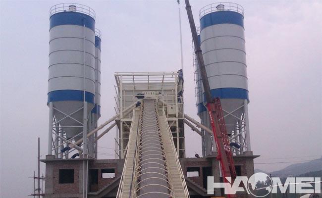 Top china concrete batching plant brand | Haomei :: HAOMEI