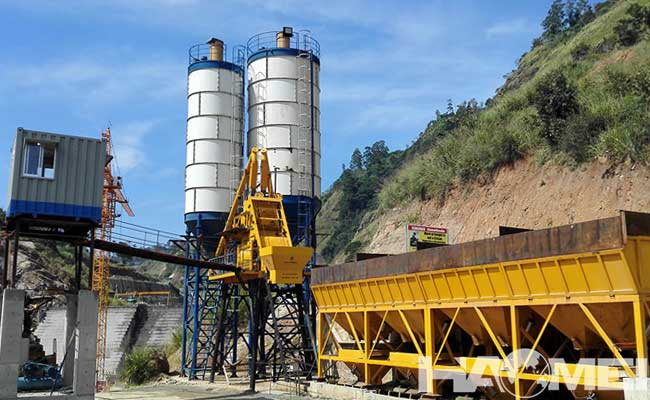 Concrete plant business for sale | Haomei :: HAOMEI